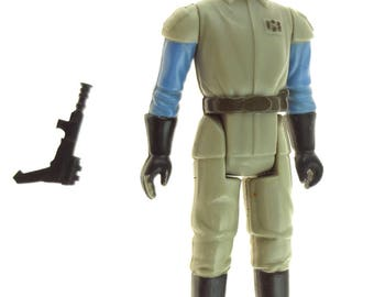 General Madine Action Figure 1983 Star Wars The Return Of The Jedi
