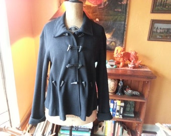 Matsuda Japanese 80's 90's vintage toggle jacket/coat.