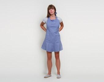 Blue | Women's Hostess Apron