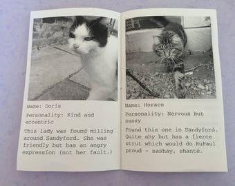 CATODEX: A Catspotting Zine