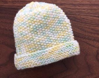 Newborn Baby Knit hat