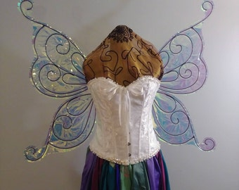 Princess Butterfly Fairy Wings