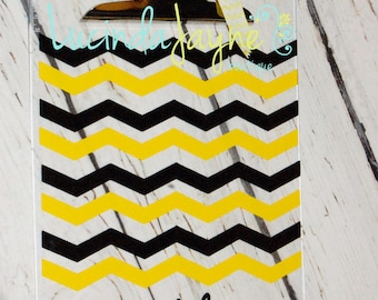 Personalized Chevron Clipboard