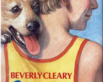 STRIDER by Beverly Cleary, illustrated by Paul O. Zelinsky, 1st edition, 1991, Dear Mr Henshaw sequel