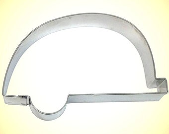 "Glamper Cookie Cutter, 4""  Camper cookie cutter, travel Trailer cookie cutter,  Made in US"
