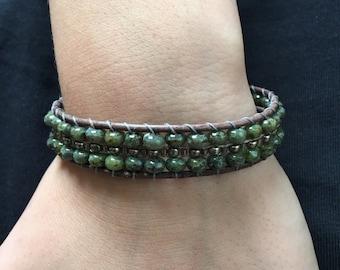 MOSS Beaded Bracelet