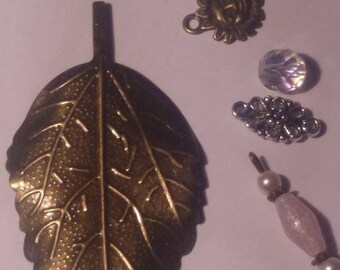 Kit to create ethical pendant bronze