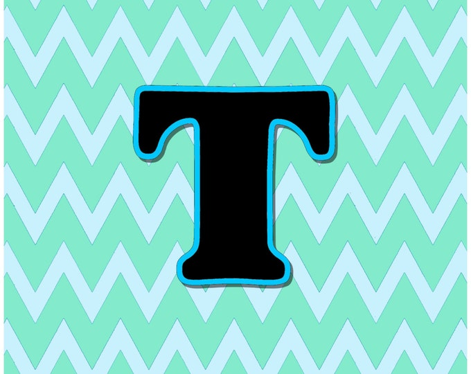 Letter T Digital Download