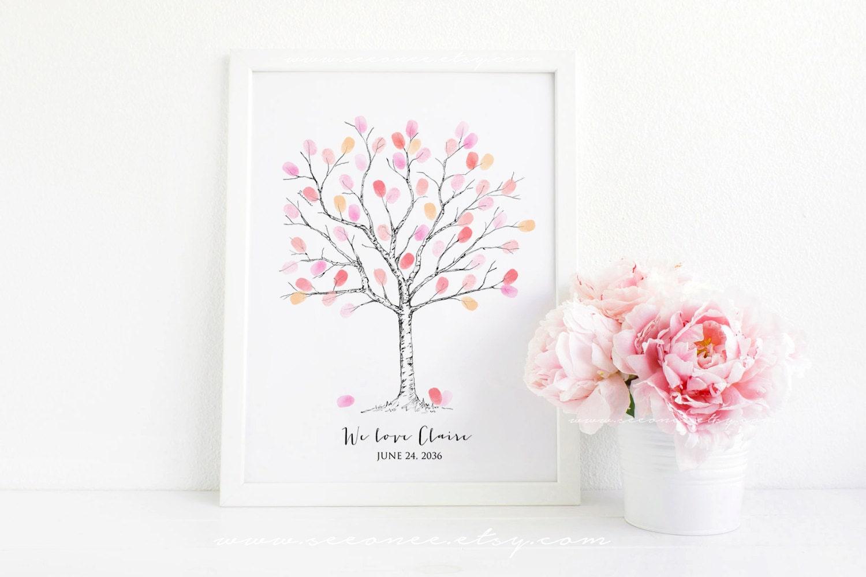 Thumbprint Family Tree Template free printable tree template 8 png ...