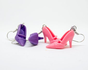 Pumps earrings