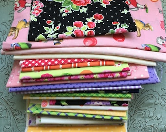 Lakehouse Dry Goods - Pam Kitty Morning, Holly Holderman - Strip Bundle #2