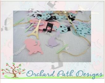 Aristocats Themed Party Confetti