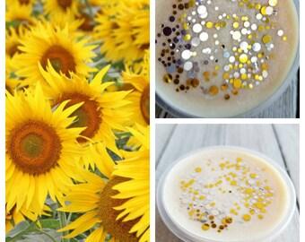 Sunflower, Sunflower Wax Melts, Sunflower Fragrance, Wax Melt Tarts, Soy Tarts, Scented Melt, Scented Wax, Soy Wax Melts, Soy Melts