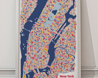 New York Poster NYC