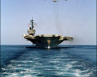 Poster, Many Sizes Available; Uss America (Cv-66) P2