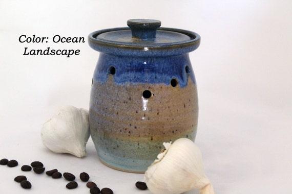 Garlic Jar/keeper