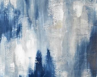 8x10 abstract contemporary modern wall art print
