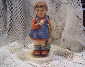 "Hummel ""I Wonder"" Figurine"