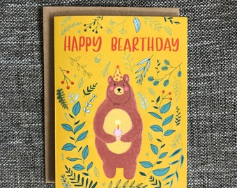 Happy BEARthday!