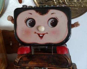 Vintage Battery Operated Musical Chime Toy