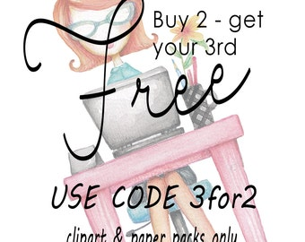 discount coupon code, sale, clipart sale, digital paper sale, watercolor sale, coupons, paper discount, woodland discount, woodland sale