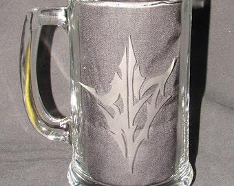 Lightning Returns Final Fantasy XIII logo you pick Beer Mug or Drinking Glass