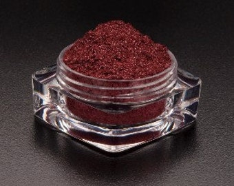 Cerise Flambe Mica Powder