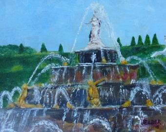 The Latona Fountain