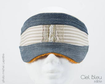 Sleeping mask, night, relaxation chic / modern, well occultant