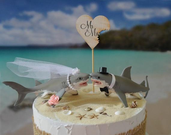 Shark wedding