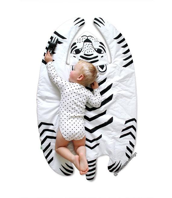 TIGER BLANKET & Play Mat / Baby Floor Mat / Rug / Nursery