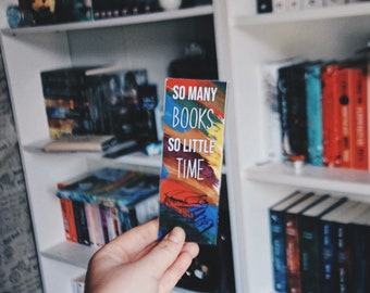 So many books so little time   Bookmark