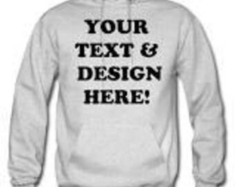 Custom Designed orders