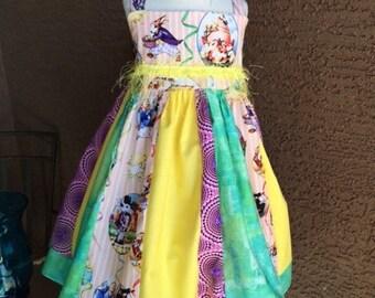 Easter dress/little girls easter dress/holiday dress/ party dress