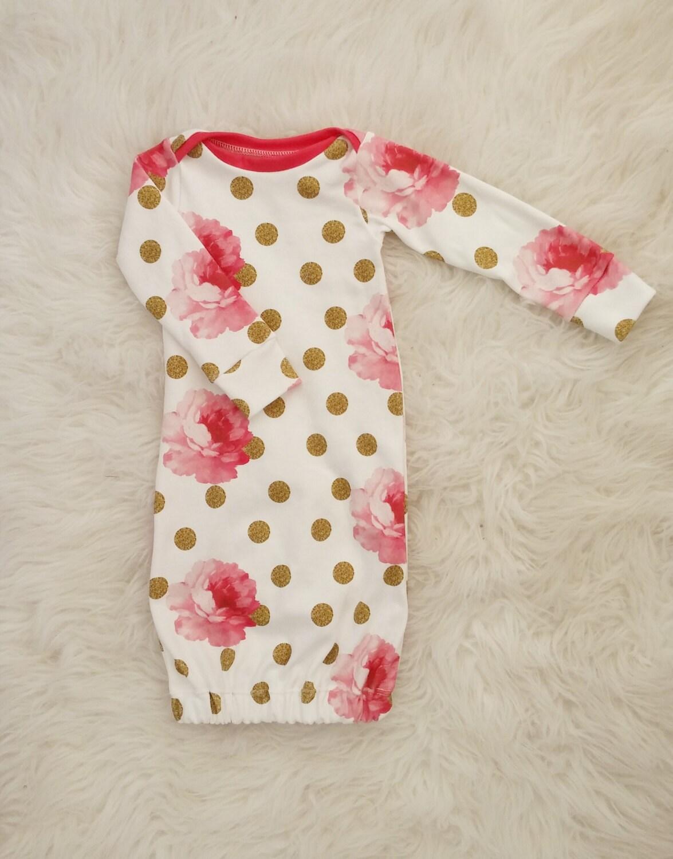 newborn gown baby girl gown newborn girl gown baby sleep