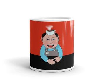 "A Cup Of Joe"" mug"