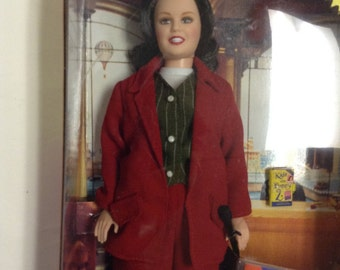Vintage Rosie O'Donnell doll Original Box