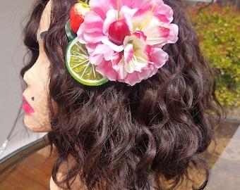 Fruit Hair Flower