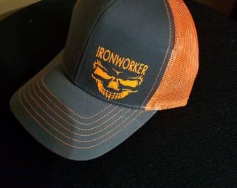 Ironworker Snapback