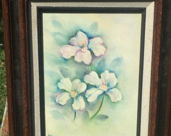 Trio of Pretty Blossoms