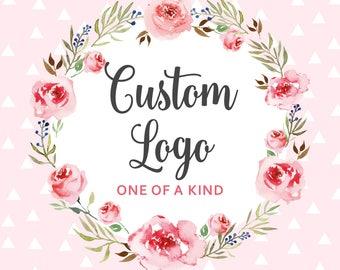Custom logo design small business logo ooak logo graphic design logo designer modern logo