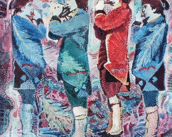 Yankee Doodle Dandy is art inspired by history