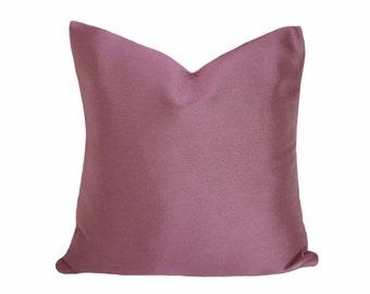 Throw Pillow Covers, Purple Pillows, Purple Cushions, Decorative Pillows, Accent Pillows, Pillow Case, Solid, Lumbar 12x18, 18, 20, 22, 26
