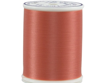 615 Peach - Bottom Line 1,420 yd spool by Superior Threads
