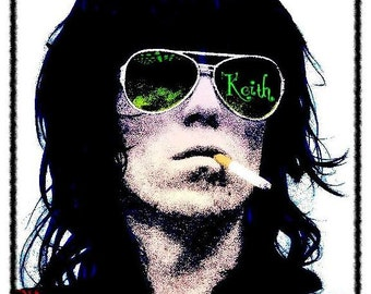 Legendary Keith Richards T-Shirt