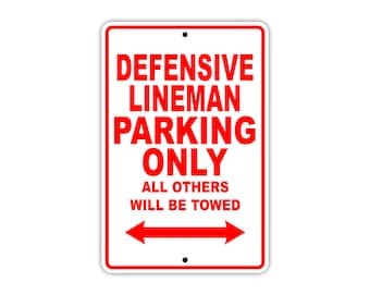 Defensive Lineman