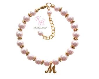 Baby Bracelet Gold Personalized Baby Bracelet Gold Baby Bracelet Keepsake Baby  Bracelet Little Girl Bracelet Personalized Baby Gift