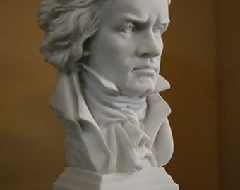Bust of Prometheus Beethoven - MarbleCast