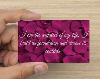 The most power affirmation cards you'll find