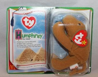 Humphrey ty beanie baby the camel